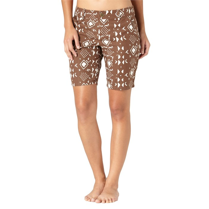 Quiksilver - Tribal Beatnik Shorts - Women's
