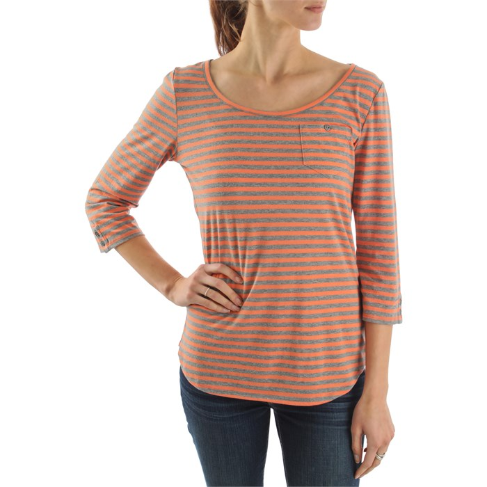 Quiksilver - Shoreline Henley Top - Women's