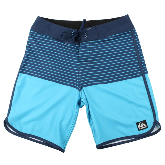 "Quiksilver - Quiksilver Scallop Pack 19"" Boardshorts"