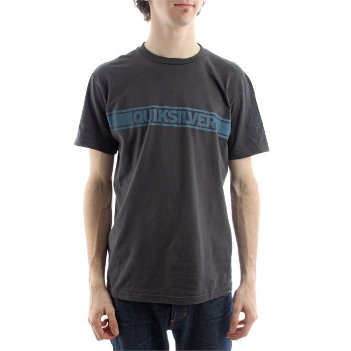 Quiksilver - Painted Grey T Shirt