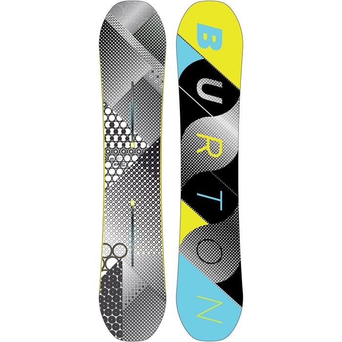 553acc88133d Burton Deja Vu Flying V Snowboard - Women s - Blem 2012
