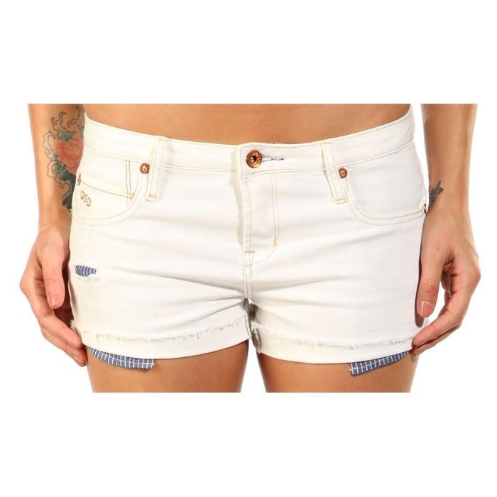 Quiksilver - Breezer Deep Coral Shorts - Women's