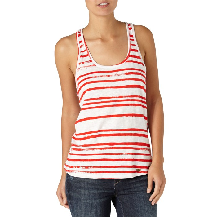 Quiksilver - Sail Stripe Tank Top - Women's