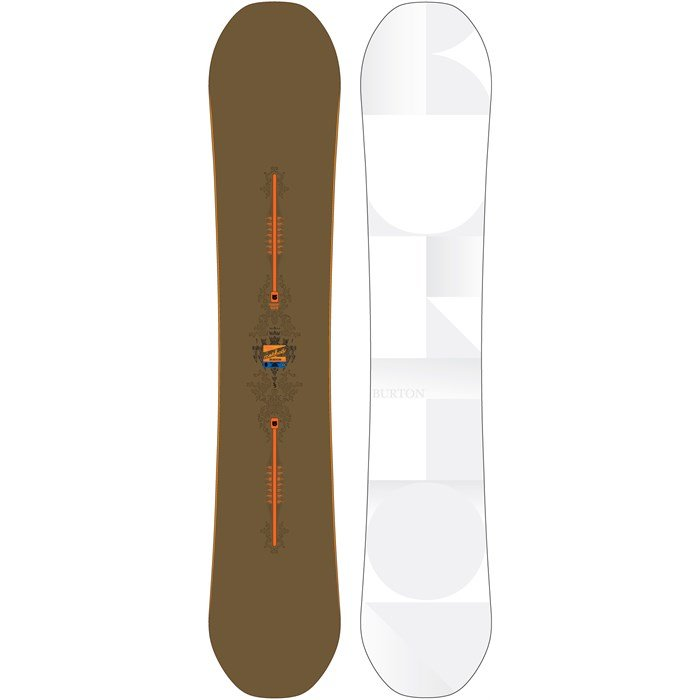 Burton - Method Snowboard - Demo 2012