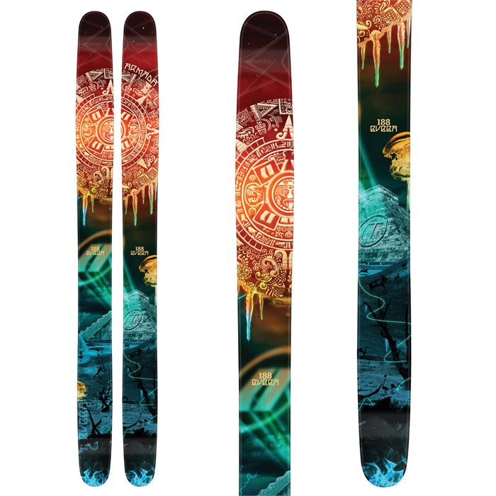 Armada - Bubba Skis 2013