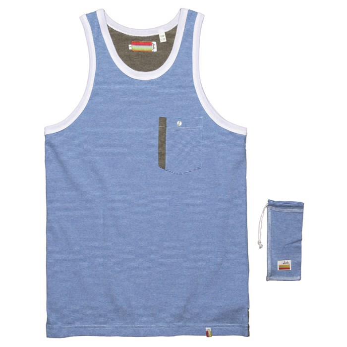 SLVDR - slvdr Brooks Tank Top