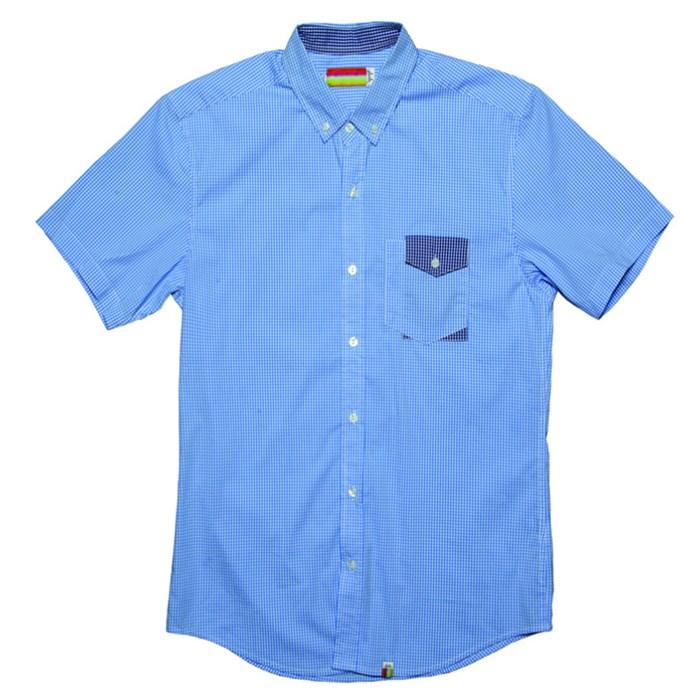 SLVDR - slvdr Fowler Short Sleeve Button Down Shirt