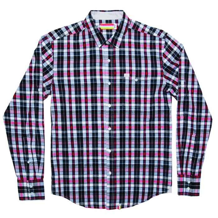 SLVDR - slvdr Regent Button Down Shirt