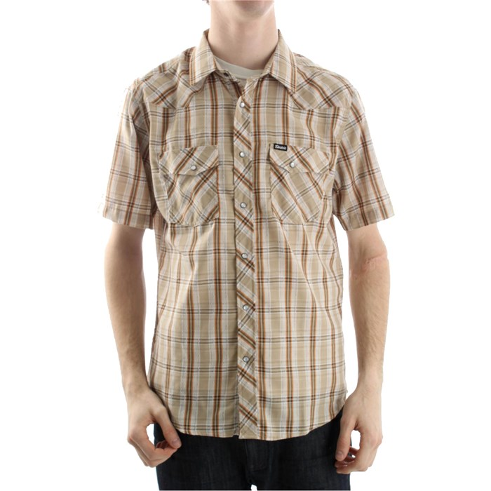 Electric - Rampard Short Sleeve Button Down Shirt