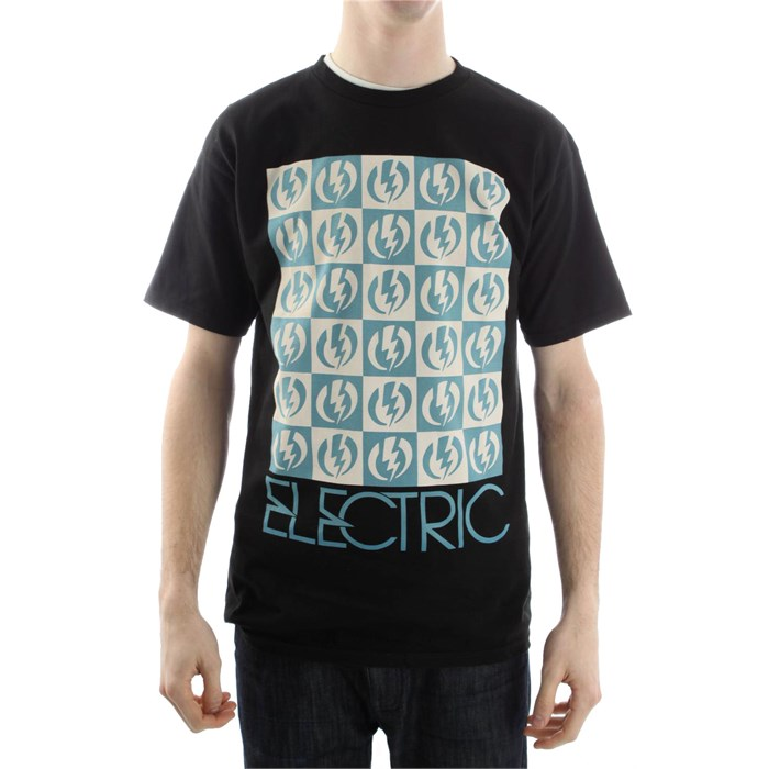 Electric - Check T Shirt