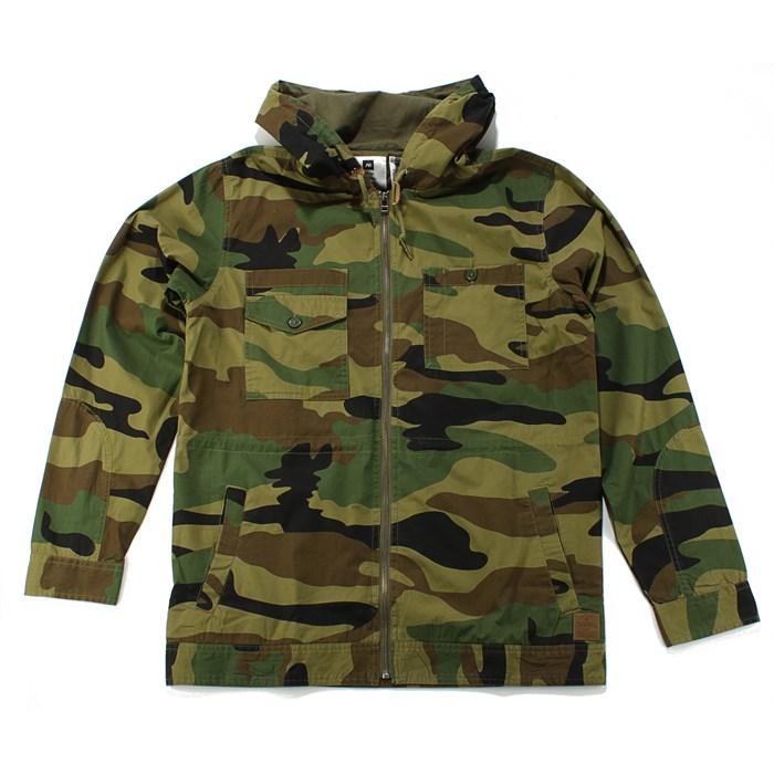Analog - Astoria Camo Jacket