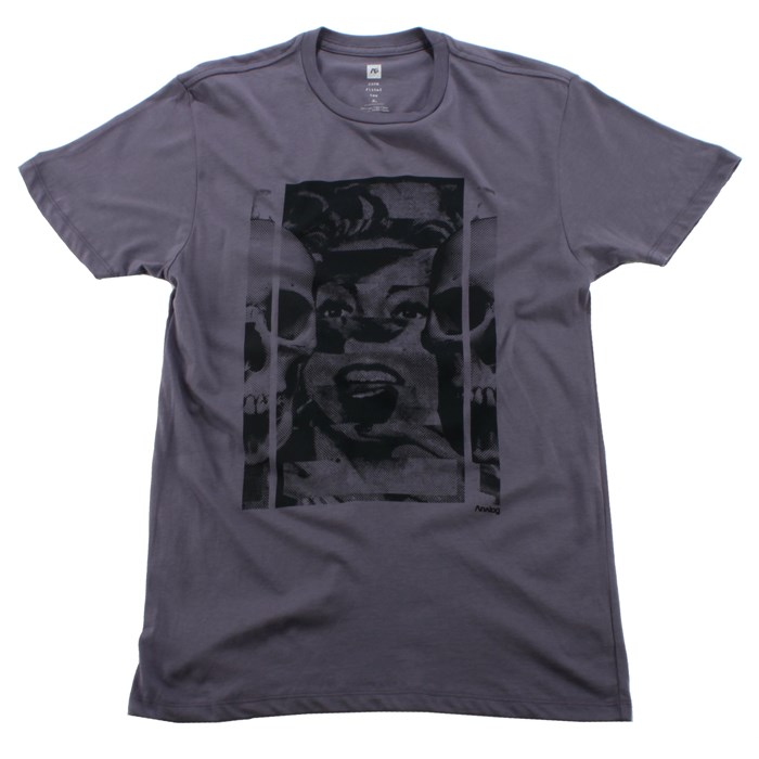 Analog - Death Pop Slim T Shirt