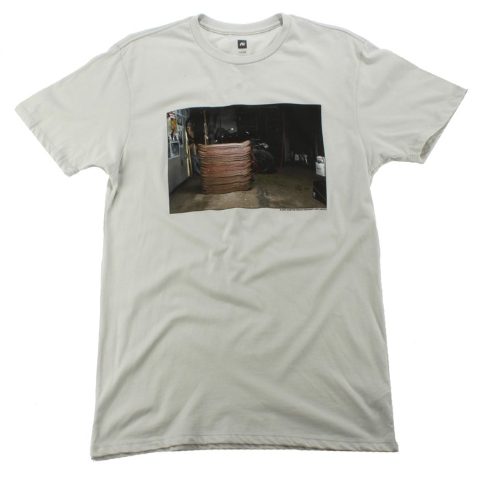 Analog - Arto Decks Slim T Shirt