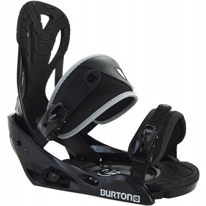 Burton - Progression Custom Snowboard Bindings - Demo 2012