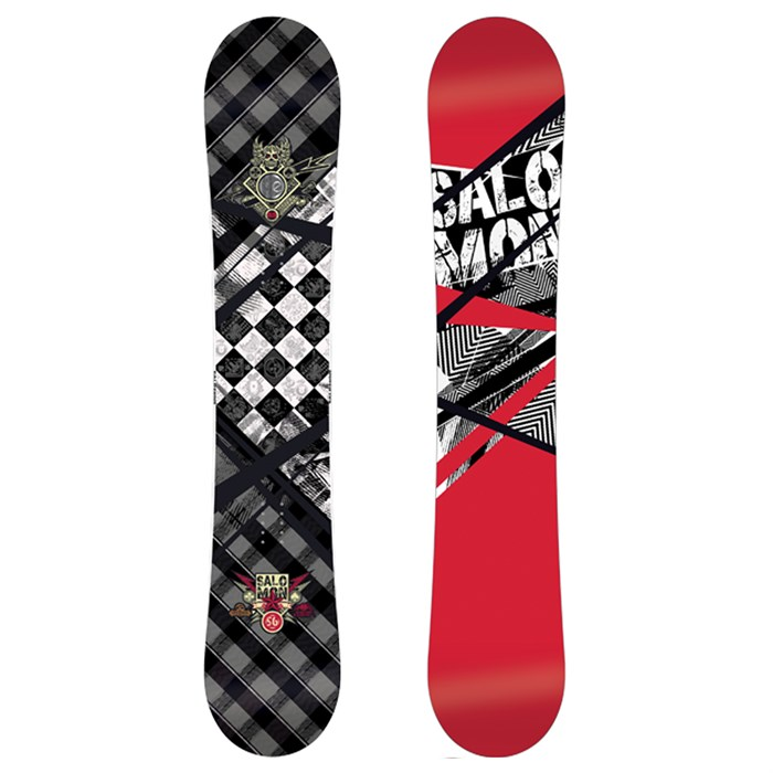 Salomon - Ace Wide Snowboard 2012