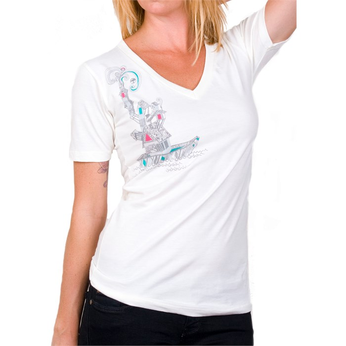 Arbor - Journey V Neck T Shirt - Women's