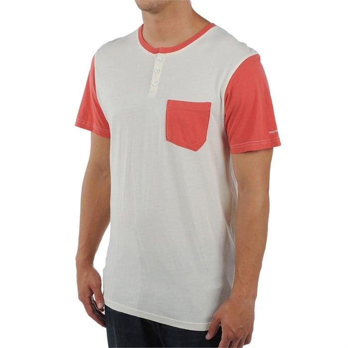 Volcom - Coach Morris Vintage Henley Shirt