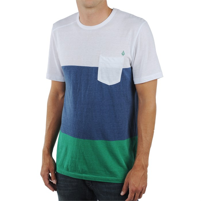 Volcom - Stickler Crew T Shirt
