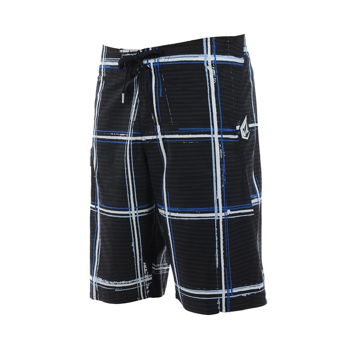 Volcom - Maguro Plaid Boardshorts