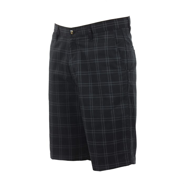 Volcom - Frickin Plaid Chino Shorts