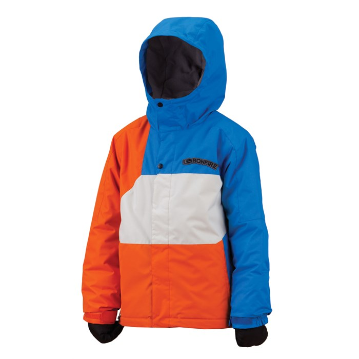Bonfire - Exchange 3 In 1 Jacket - Boy's