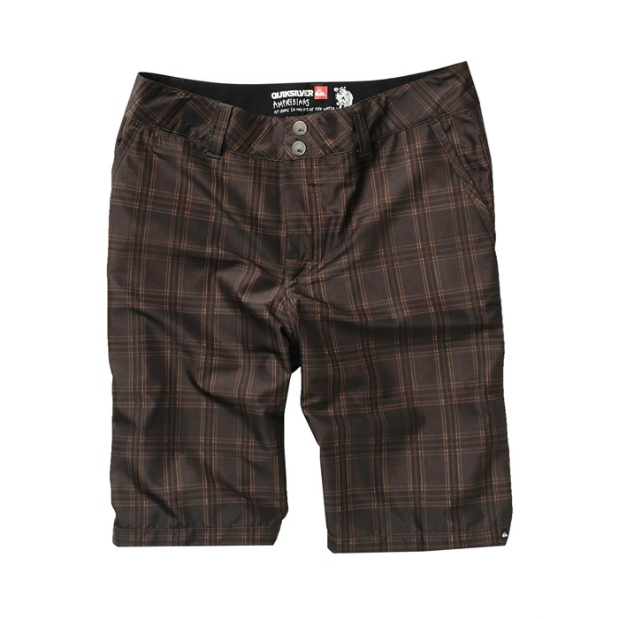 "Quiksilver - Quiksilver Neolithic 22"" Amphibian Boardshorts"
