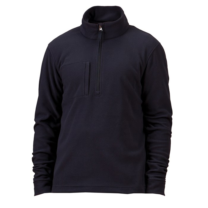 Bonfire - Quarter Zip Top