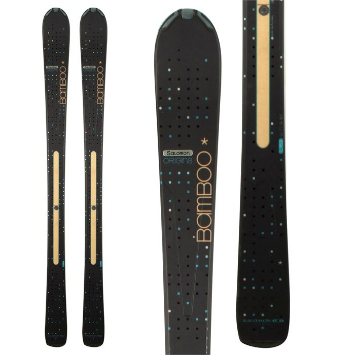 Salomon - Origins Bamboo Skis - Women's 2012