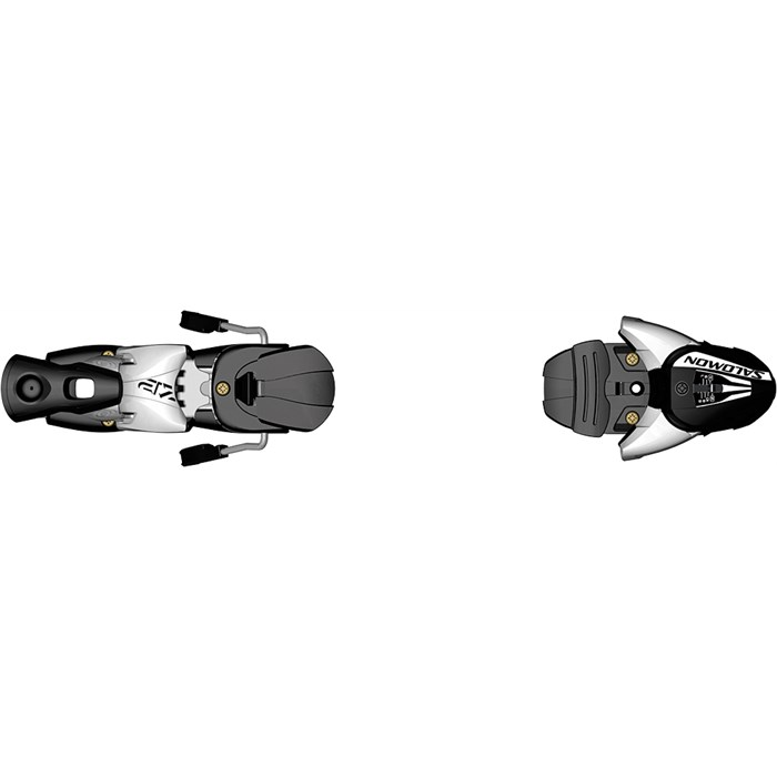 Salomon - Z12 Ti Ski Bindings (80mm Brakes) 2012