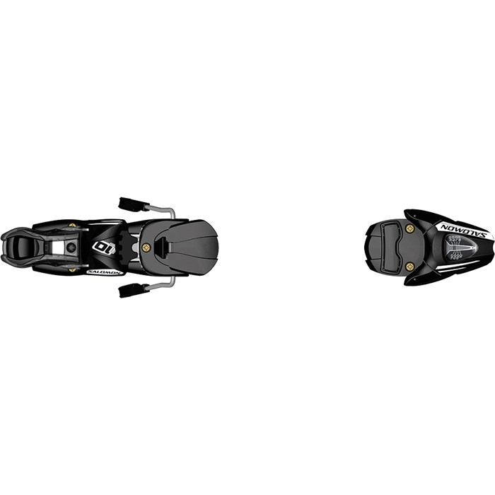Salomon - L10 Ski Bindings (80 mm Brakes) 2013