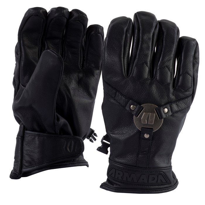 Armada - Thriller Leather Pipe Gloves
