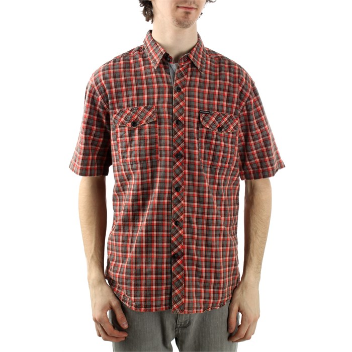 Billabong - Spent Short Sleeve Button Down Shirt