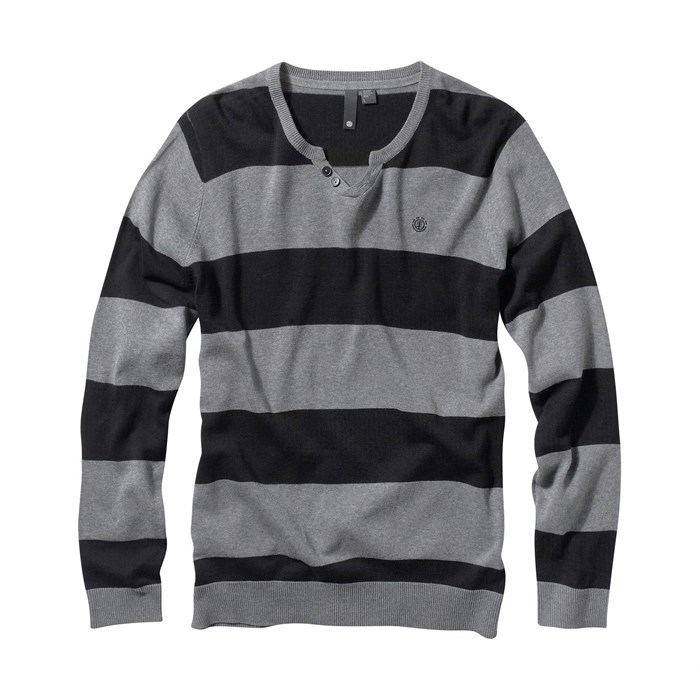 Element - Abstract Henley Sweater