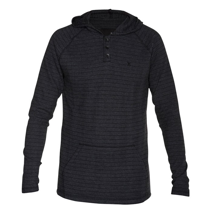 Hurley - Download Thermal Henley Hoodie