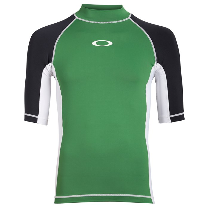 Oakley - Ellipse Short Sleeve Surf Shirt 2012