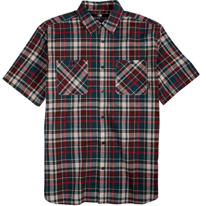 Fourstar - Dye Short Sleeve Button Down Shirt