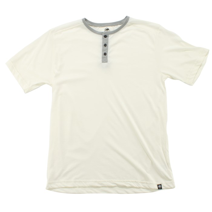 Arbor - Galleon Short Sleeve Henley Shirt