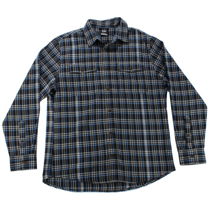 Nike SB - Road Dog Flannel Button Down Shirt