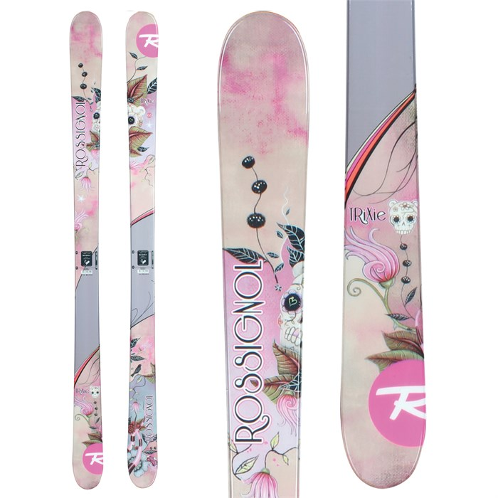 Rossignol - Trixie Jib Skis - Women's 2012