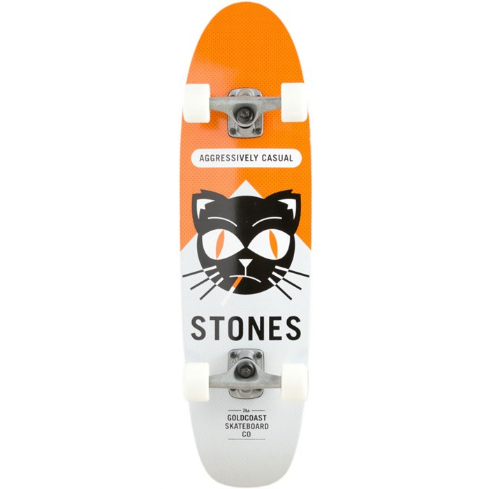 Gold Coast - The Soft Pack  Longboard Complete