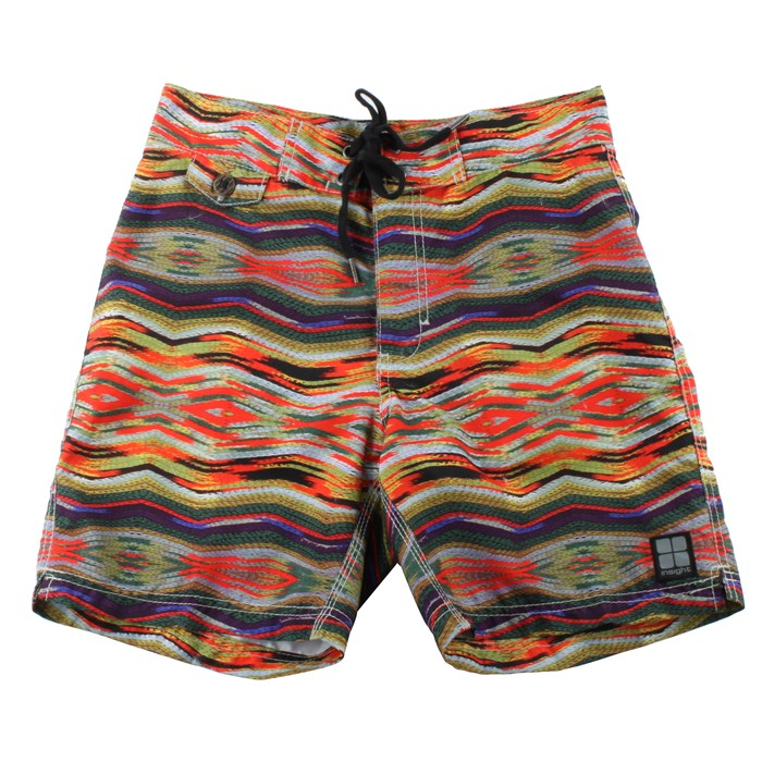 Insight - Knitta Psych Mid Boardshorts