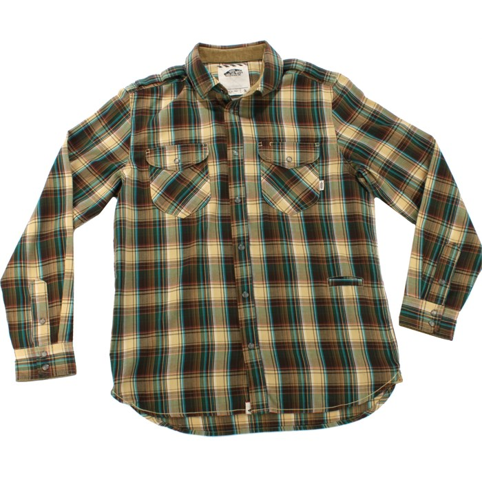 Vans - Dunn Button Down Shirt