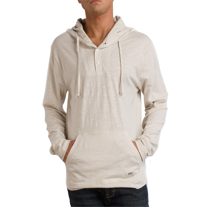 Vans - Occulta Henley Hooded Shirt
