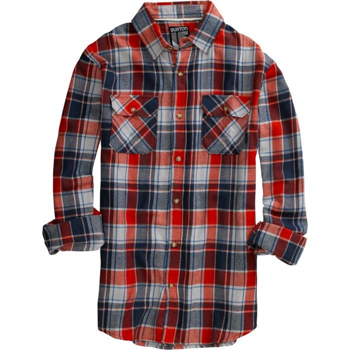 Burton - Brighton Flannel Button Down Shirt