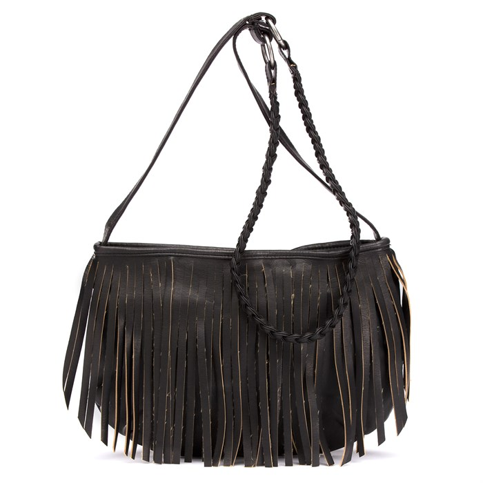 Vans - Fringed Up Cross-Body Purse