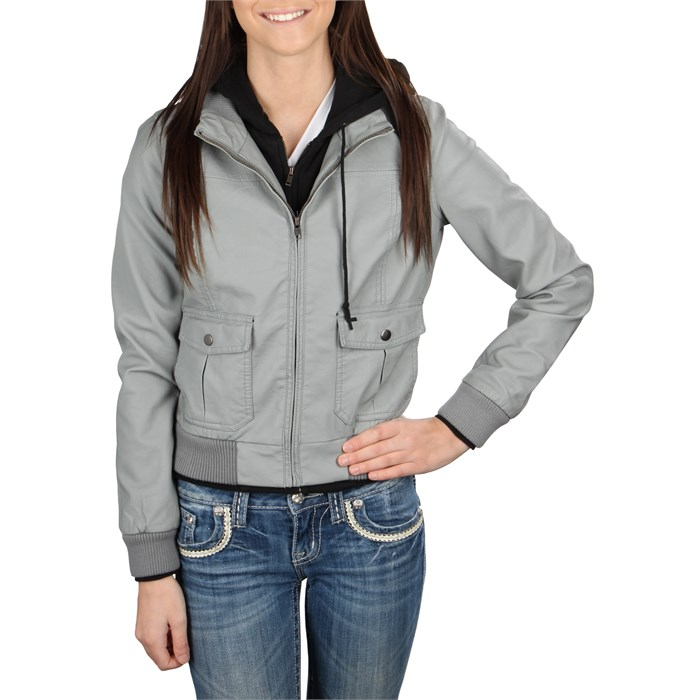 Obey Clothing - Jealous Lover Jacket - Women's