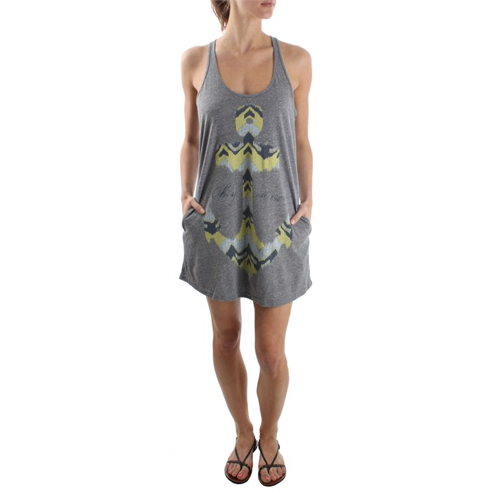 Obey Clothing - Obey Clothing Ikat Anchor Dress - Women's