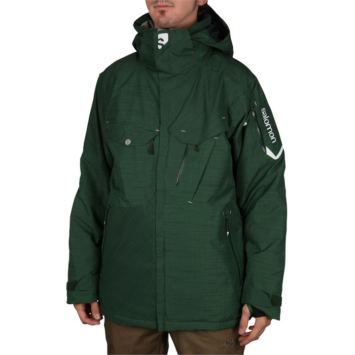 Salomon - Cadabra Insulated Jacket