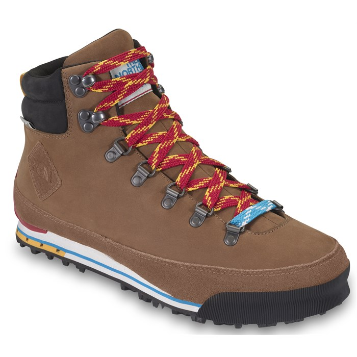 The North Face - Back-To-Berkeley Nubuck Non-Insulated Boots