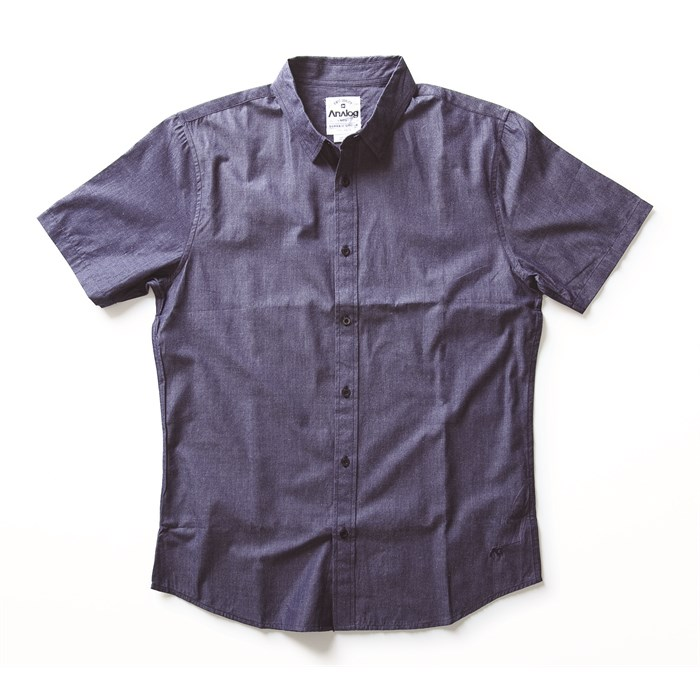 Analog - Boris Short Sleeve Button Down Shirt